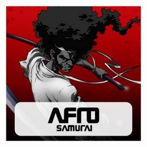 Afro Samurai Mousepads