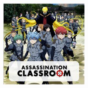 Assassination Classroom Mousepads