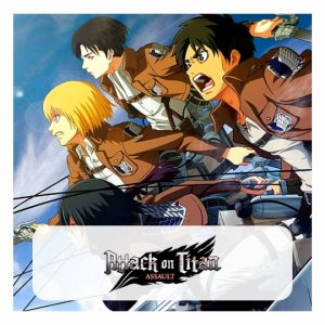 Attack on Titan Mousepads