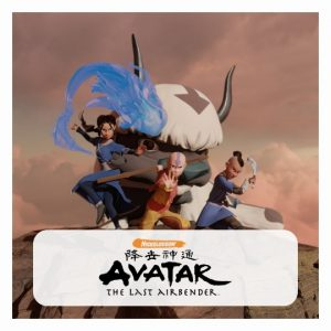 Avatar: The Last Airbender Mousepads