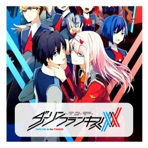 Darling In The Franxx Mousepads