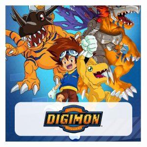 Digimon Mousepads