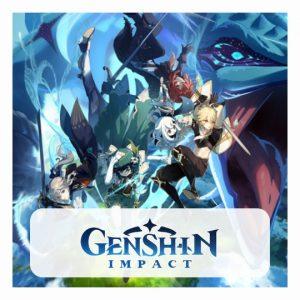 Genshin Impact Mousepads