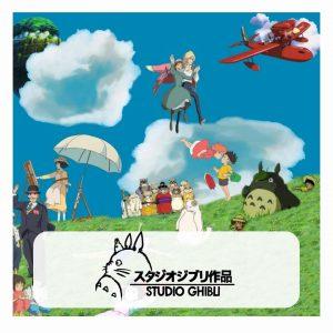 Ghibli Mousepads