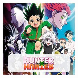 Hunter x Hunter Mousepads