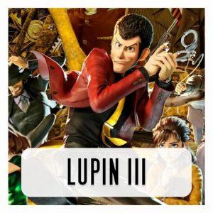 Lupin Mousepads