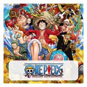 One Piece Mousepads