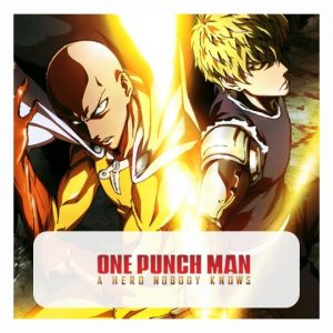 One Punch Man Mousepads