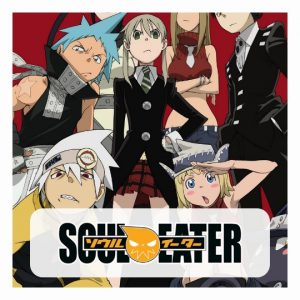 Soul Eater Mousepads