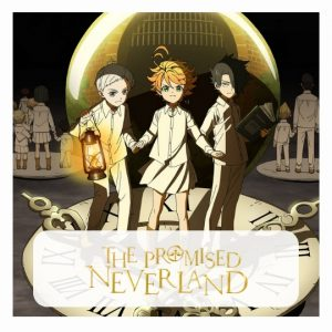 The Promised Neverland Mousepads