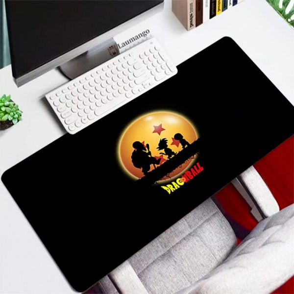 Dragon Computer Mouse Pad Gamer Large Ball Mousepad XXL Desk Mause Pad Keyboard Mouse Carpet Gaming - Anime Mousepads