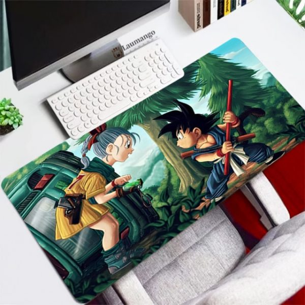 Dragon Mouse Pad Large XL Gamer Ball Gaming Accessories Mousepad Keyboard Laptop Computer Anime Super DBZ 10.jpg 640x640 10 - Anime Mousepads