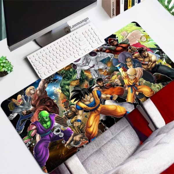 Dragon Mouse Pad Large XL Gamer Ball Gaming Accessories Mousepad Keyboard Laptop Computer Anime Super - Anime Mousepads