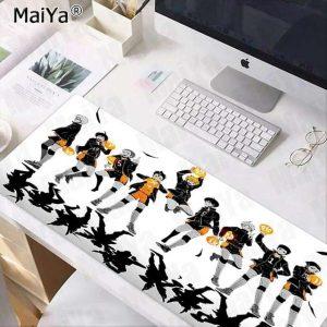 Maiya Hot Sales Anime Haikyuu Natural Rubber Gaming mousepad Desk Mat Free Shipping Large Mouse Pad 5.jpg 640x640 5 - Anime Mousepads