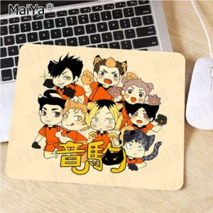 Maiya Hot Sales Anime Haikyuu Natural Rubber Gaming mousepad Desk Mat Free Shipping Large Mouse Pad.jpg 640x640 - Anime Mousepads