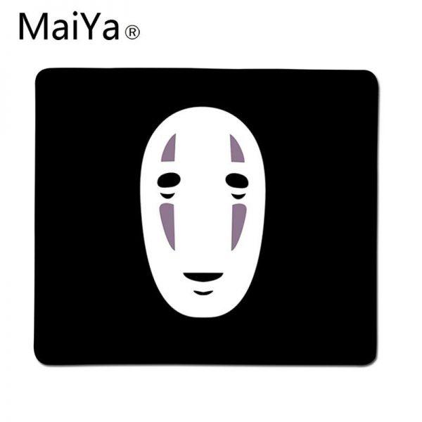 Maiya Top Quality Studio Ghibli Spirited Away gamer play mats Mousepad Top Selling Wholesale Gaming Pad 2 - Anime Mousepads