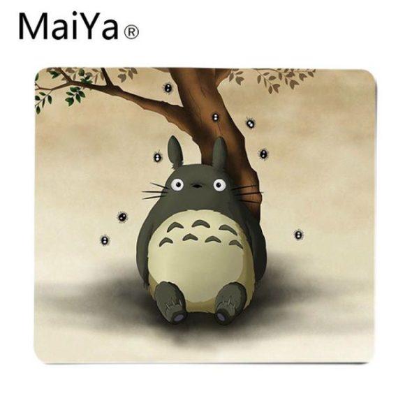 Maiya Top Quality Studio Ghibli Totoro gamer play mats Mousepad Top Selling Wholesale Gaming Pad mouse 2.jpg 640x640 2 - Anime Mousepads