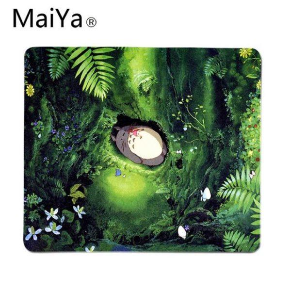 Maiya Top Quality Studio Ghibli Totoro gamer play mats Mousepad Top Selling Wholesale Gaming Pad - Anime Mousepads