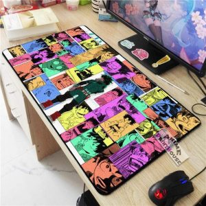 My Hero Academia Mouse Pad Collage Mode APH0705 70x30CM / As Shown Official Anime Mouse Pads Merch