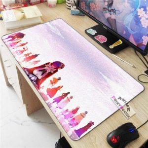 Re Zero Mouse Pads Re Zero Landscape APH0705 70x30CM / As Shown Official Anime Mouse Pads Merch