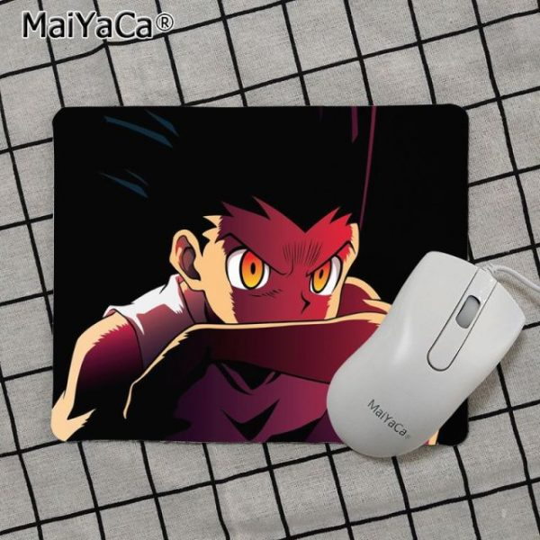 Babaite Top Quality Hunter x Hunter Gamer Speed Mice Retail Small Rubber Mousepad Top Selling Wholesale 8.jpg 640x640 8 - Anime Mousepads