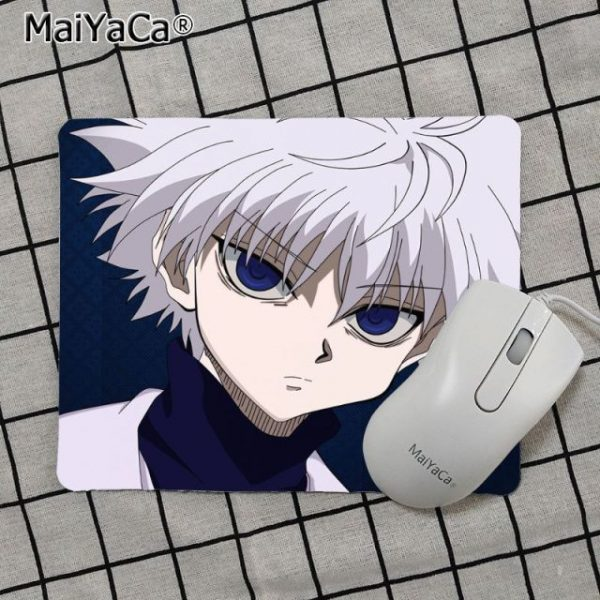 Babaite Top Quality Hunter x Hunter Gamer Speed Mice Retail Small Rubber Mousepad Top Selling Wholesale 9.jpg 640x640 9 - Anime Mousepads