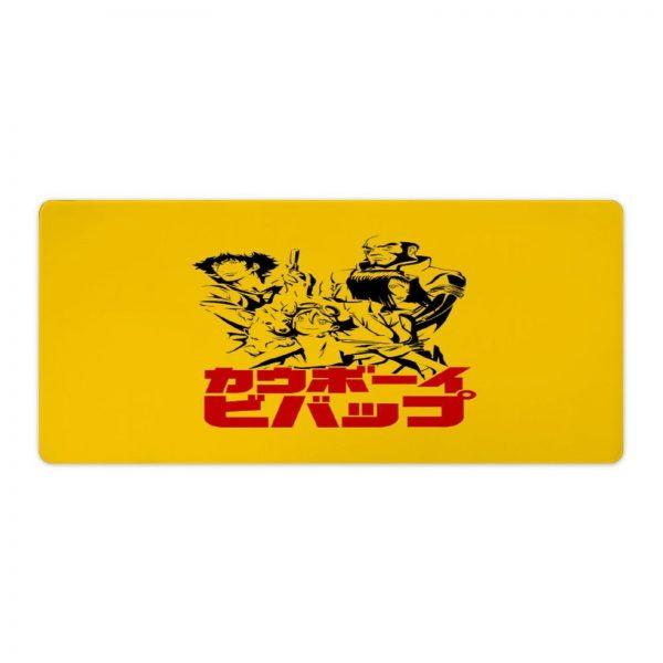 Cowboy Bebop Mouse Pad Cheap Photo Mousepad Anti Fatigue Simple Desktop Rubber Desk Pad - Anime Mousepads