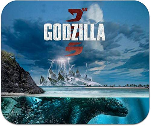 Godzilla Mouse Pad Non Slip Rubber Base Mouse Pads for Computers Laptop Office Inch - Anime Mousepads