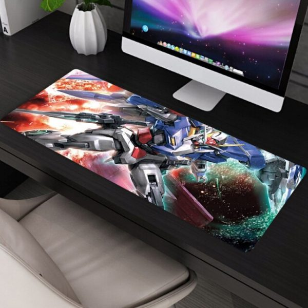 Gundam Mouse pad latest anime tapis de souris 900X400 large gaming accessories mousepad extension gaming keyboard 1.jpg 640x640 1 - Anime Mousepads