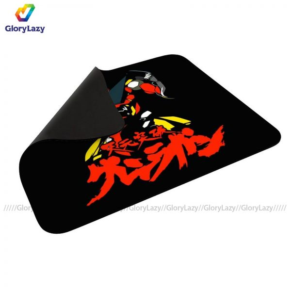 Gurren Lagann Mouse Pad High Quality Rubber Mousepad Print Soft Armrest Table Mouse Mat 2 - Anime Mousepads