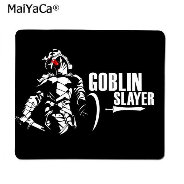 Japanese manga Goblin Slayer Gamer Speed Mice Retail Small Rubber Mousepad Smooth Writing Pad Desktops Mate 3 - Anime Mousepads