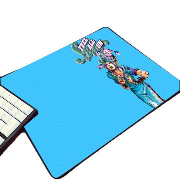 Mairuige Best Popular Beautiful Funny Anime Comic Art Printed mouse Pad JoJo s Bizarre Adventure Animation 2.jpg 640x640 2 - Anime Mousepads