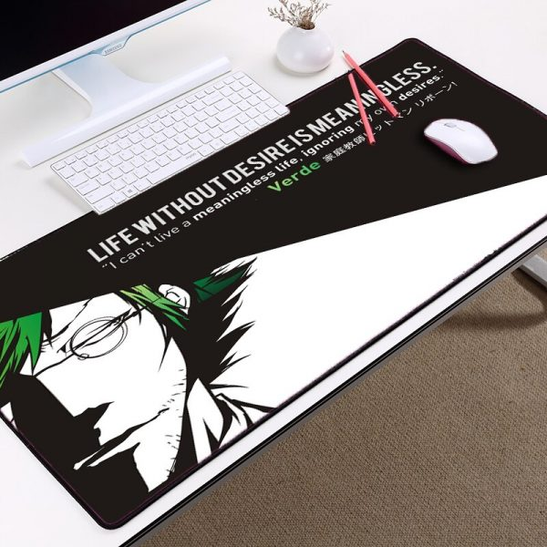 Mairuige High Quality Anti skid Wear Soft Table Mat HITMAN REBORN Anime Pattern Mouse Pad Pictures 2 - Anime Mousepads