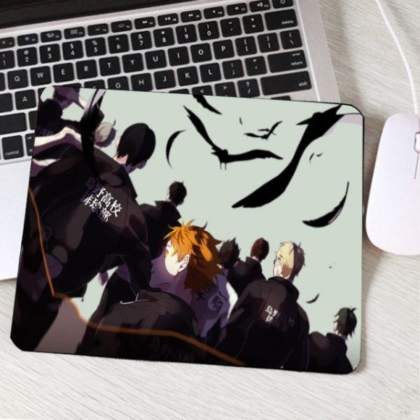 Mairuige Japanese Hot Popular Anime Haikyuu Pc Computer Mouspead Animation Products Small Size Table Mouse Pad 1.jpg 640x640 1 - Anime Mousepads