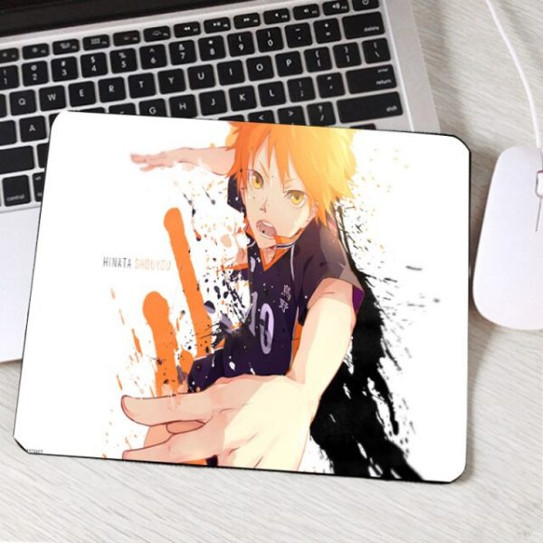 Mairuige Japanese Hot Popular Anime Haikyuu Pc Computer Mouspead Animation Products Small Size Table Mouse - Anime Mousepads