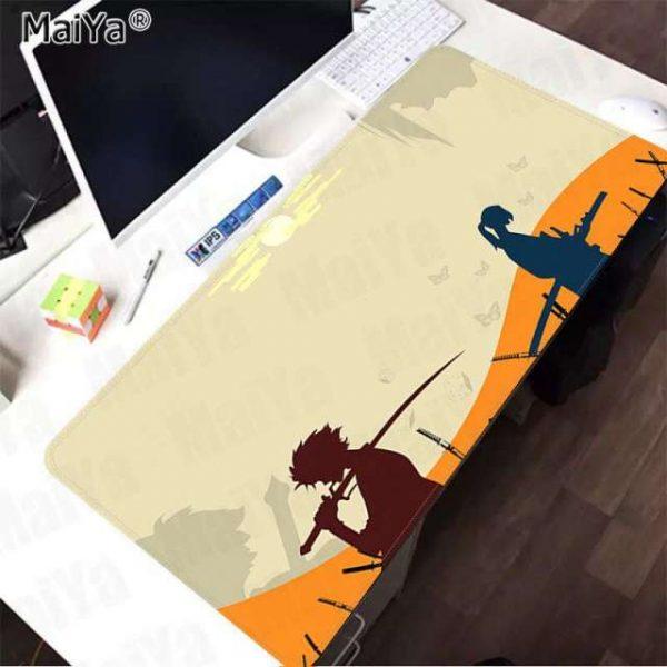 Maiya Your Own Mats Japan Samurai sword Champloo Office Mice Gamer Soft Mouse Pad Free Shipping 8.jpg 640x640 8 - Anime Mousepads
