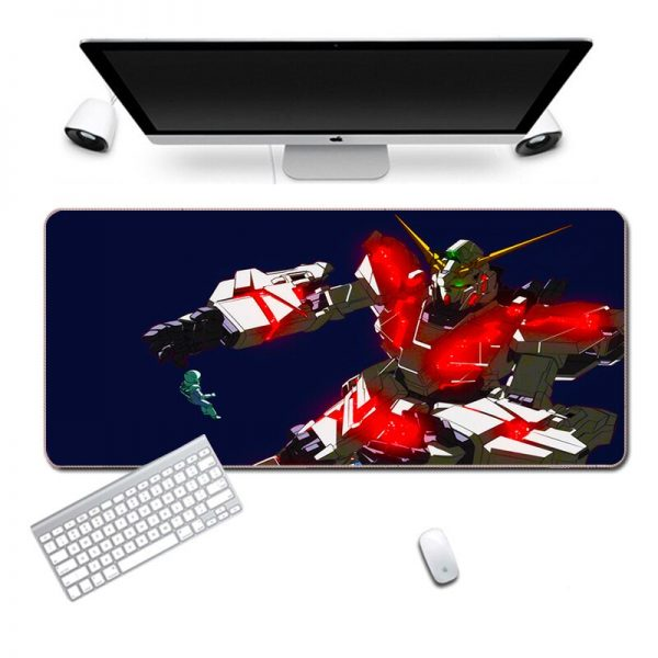 Mouse Pad Desk Mat Computer Desk Pc Gamer Girl Anime Mouse Pad 900 400 Keyboard Gaming 3 - Anime Mousepads