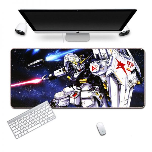 Mouse Pad Desk Mat Computer Desk Pc Gamer Girl Anime Mouse Pad 900 400 Keyboard Gaming 4 - Anime Mousepads