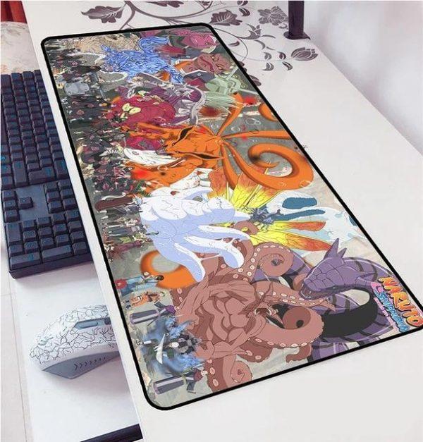 Naruto Universe Size 600x300x2mm / mousepad 7 Official Anime Mousepads Merch