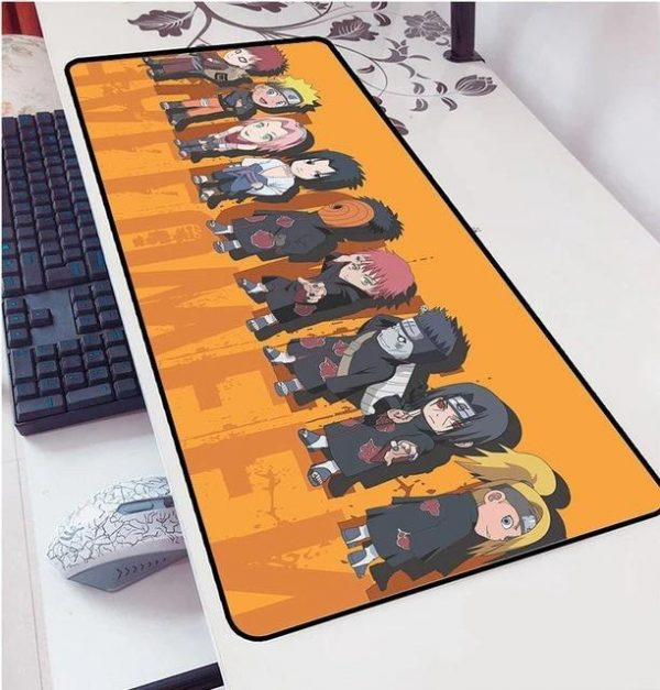 Akatsuki Kawaii Mode mousepad 8 / Size 600x300x2mm Official Anime Mousepads Merch