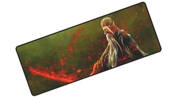 Genryūsai Full Color pad 7 / Size 600x300x2mm Official Anime Mousepads Merch