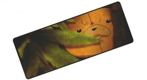 Kon in the Bushes pad 9 / Size 600x300x2mm Official Anime Mousepads Merch