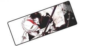 Hollow Ichigo and Rukia pad 10 / Size 600x300x2mm Official Anime Mousepads Merch
