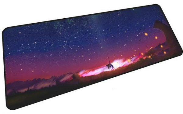 EVA Landing mousepad 4 / Size 600x300x2mm Official Anime Mousepads Merch