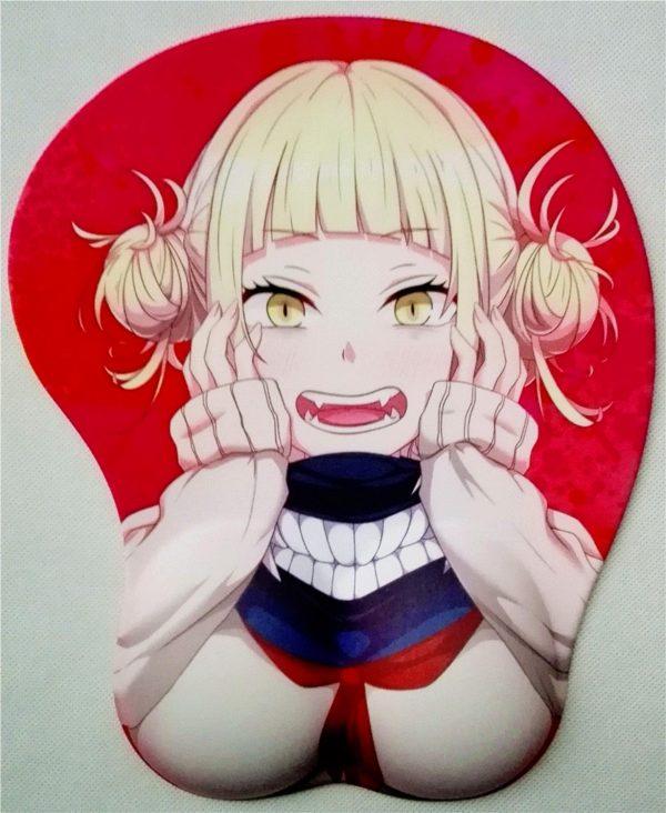 Himiko Toga 3D Bust Default Title Official Anime Mousepads Merch