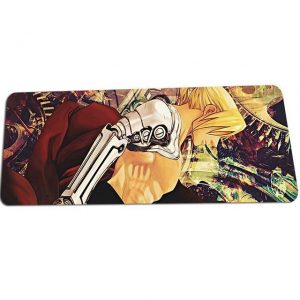 The Youngest State Alchemist mat 1 / Size 700x300x2mm Official Anime Mousepads Merch