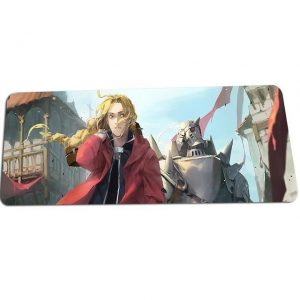 The Searching Brothers mat 4 / Size 700x300x2mm Official Anime Mousepads Merch