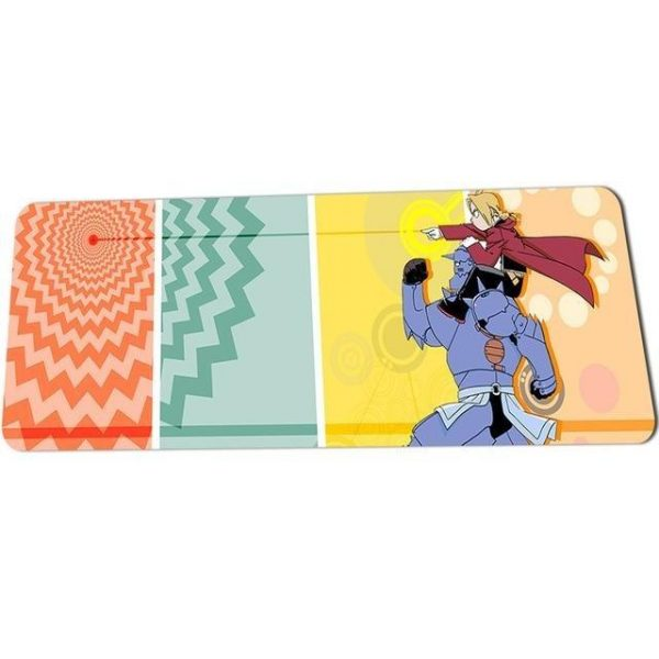The Brothers Quests For Stones mat 6 / Size 700x300x2mm Official Anime Mousepads Merch