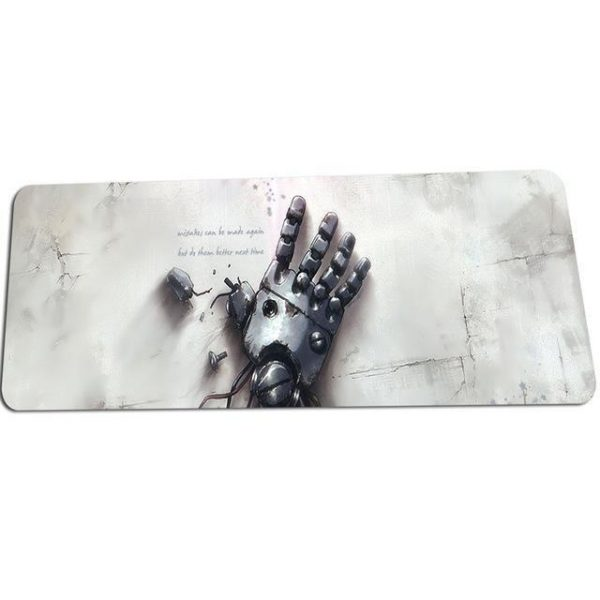 Mistakes Can Be Made mat 10 / Size 700x300x2mm Official Anime Mousepads Merch