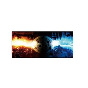 The Eyes of Naruto and Sasuke Default Title Official Anime Mousepads Merch